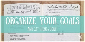organize-your-goals