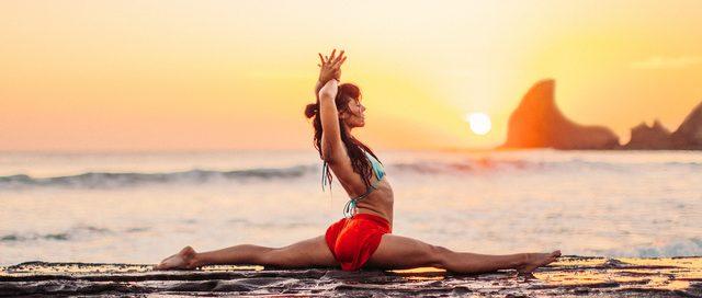 100 dagen yoga?